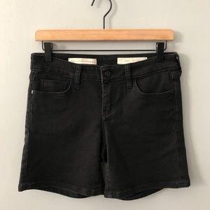 Pilcro Stet Black Shorts Size 26